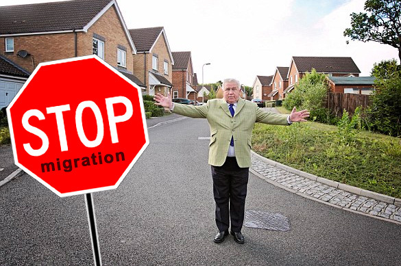 British landlord: 'No coloured – they smell'. Wilson