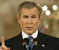 Bush: It's time for Iraqi leaders to form unity government