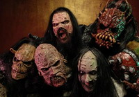 Lordi works on horror film