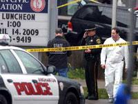 Gunman Kills Four in Pittsburgh Gym