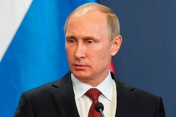 Putin: You can't blame Moscow for what Kiev refuses to do. Vladimir Putin