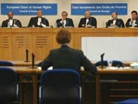 European rights court finds Belgian judge infringed human rights of serial killer