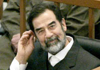 Saddam Hussein may be never sent to the gallows
