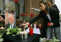 Boris Yeltsin laid to rest at Moscow cemetery in symbolic ceremony