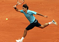 Federer to meet Nadal in French Open finals