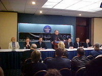 National Press Club suspends forum on freedom of press and civil liberties