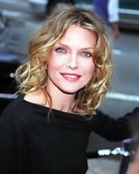 Michelle Pfeiffer gets a star on the Hollywood Walk of Fame