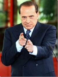 Berlusconi Says He Is