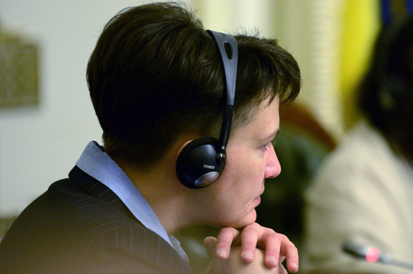 Ukraine indignant at 80% of Jews in power. Savchenko