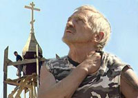 International mercenary builds church to atone his sins