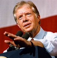 White House pays Jimmy Carter back for criticism