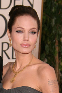 Jolie, in Chad, welcomes legal move against authors of Darfur atrocities