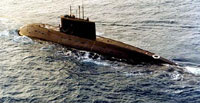 Russian Subs Patrol off US East Coast