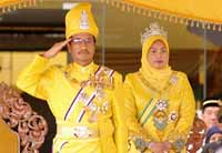 Malaysia's 13th king formally installed in tradition-steeped ceremony