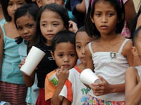 Philippines Slowely Recover From Disaster
