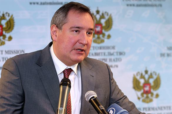 Russia ready to supply any type of exportable arms to Serbia. Dmitry Rogozin