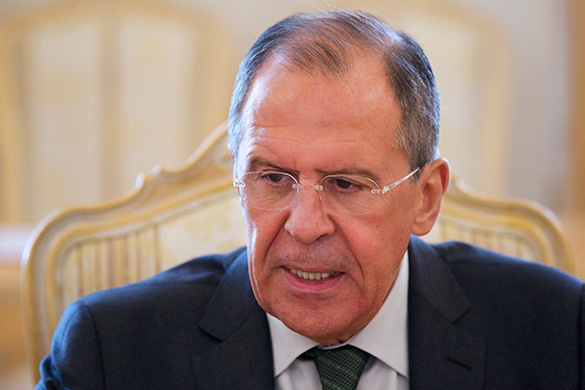 Russian Foreign Minister Lavrov: Diplomat without equal. 58093.jpeg