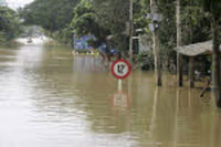 Twenty-four people perished in flooding in Vietnam