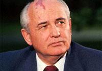 Gorbachev criticises USA