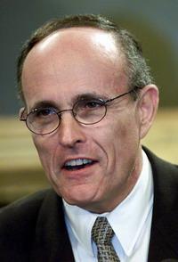 Rudy Giuliani discourses on Mafia