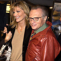 Larry King and Shawn King Divorce over  'Irreconcilable Differences'