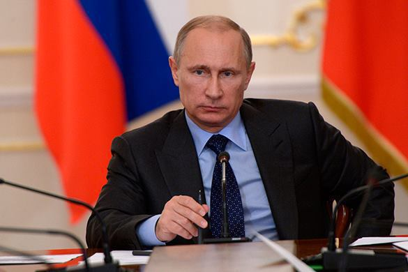 Putin swears to defend Russia to end of life. Vladimir Putin