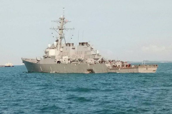 China: US Navy ships endanger navigation in South China Sea. 61096.jpeg