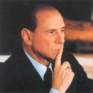 Berlusconi denounces