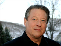 Former Vice President Al Gore 'thrilled' by Oscar nominations for 'Inconvenient Truth'