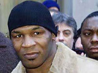 Mike Tyson sentenced to 1 day in jail, three years' probation