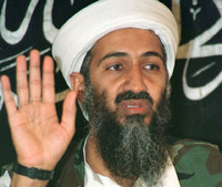 Osama Bin Laden is Wanted not Less than Eight Years Ago