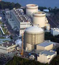 Japanese utility restarts nuclear reactor for test run