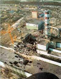 Ukraine marks 21st anniversary of Chernobyl nuclear disaster