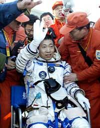 NASA leaders will get peek at China's secretive space program