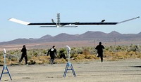 Solar-powered aircraft breaks world record