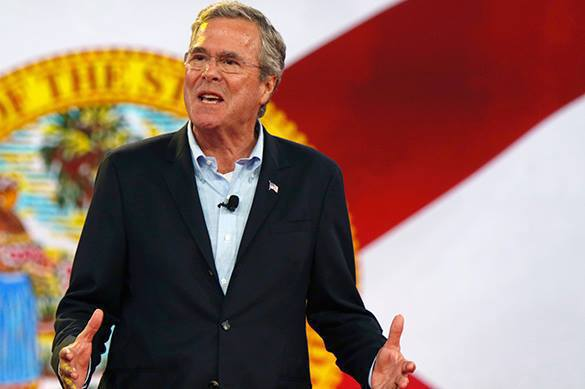 US and world are ruled not by parties, but clans. Bush