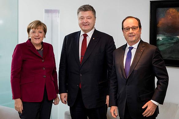 Poroshenko sees no alternative to Minks Accords. 59100.jpeg