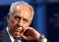 Israel's Vice Premier Shimon Peres to visit Croatia