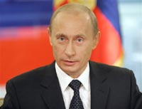 Putin does not rule out 2012 presidential run