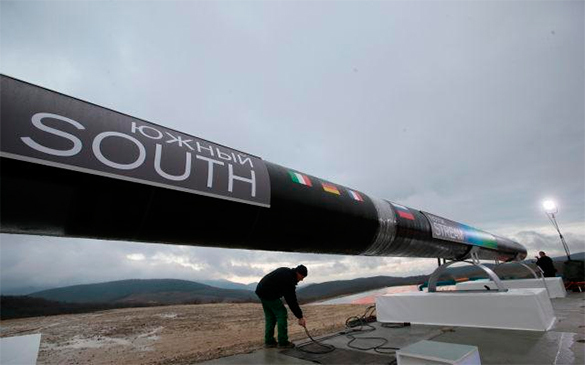 South Stream to split Europe. South Stream: Is it over with?