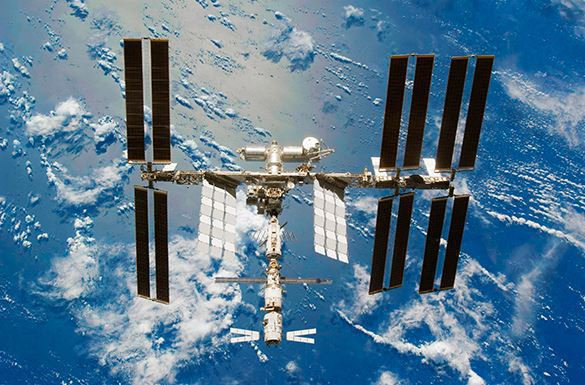 Coffee successfully made in space on board International Space Station. Espresso made in space
