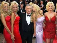 Hugh Hefner reminisces about Anna Nicole Smith as Playboy preps multiple tributes