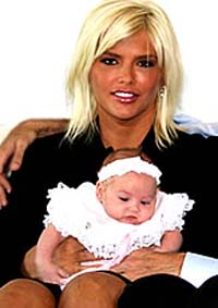 Paternity test in Anna Nicole Smith baby dispute put on hold