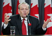 Jean Chretien gets in hospital