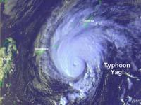 Super typhoon set to skirt Japan's eastern coast
