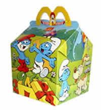 McDonald's: condoms for children in happy meal