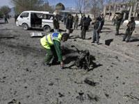 Roadside Bomb Kills 21 Including Children in Afghanistan