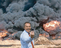 Tony Blair Faces Charges for War