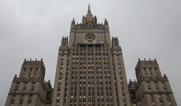 Russia will not negotiate withdrawal of Western illegitimate sanctions. Russian Foreign Ministry