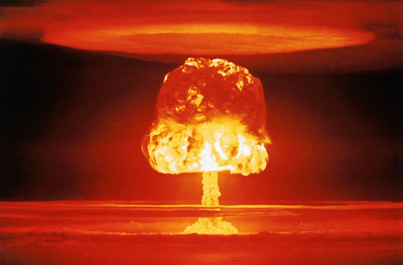 World leaders warned about risks of nuclear war. Risks for nuclear war to start are high